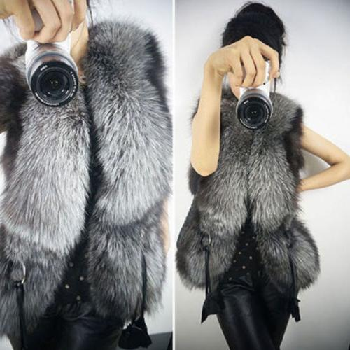 Fashion Jacket Coat Vest Gilet