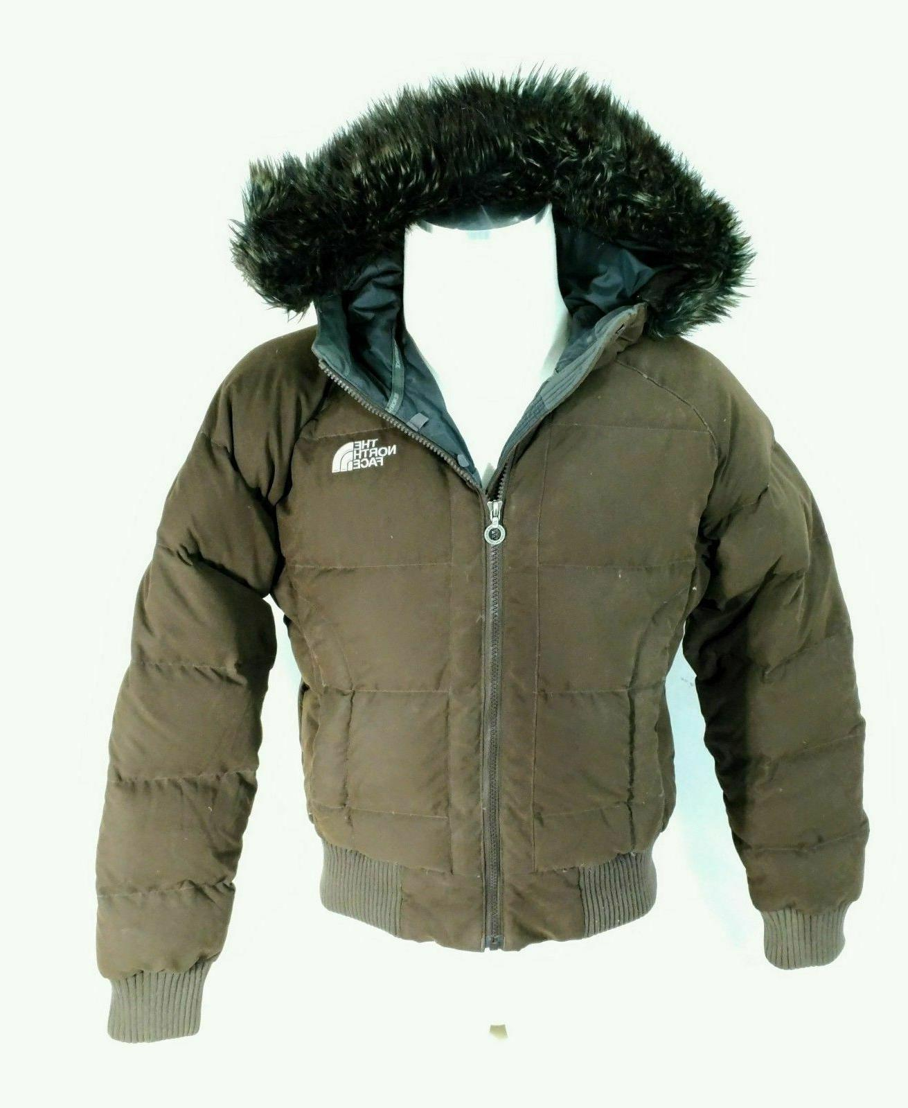The North Face Gotham Down Jacket Womens Medium 550 Fill Nup