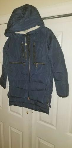 Orolay Winter Coat Women Casual Thick size XS.