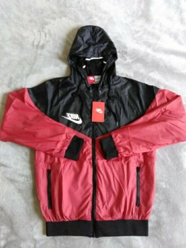 hot new womens size medium windrunner athletic
