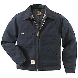 Carhartt Ladies Cotton Duck Jacket with Blanket Lining