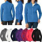 Ladies Full Zip Jacket Polar Micro Fleece Womens XS S M L XL