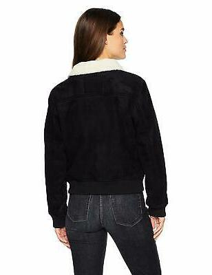 Levi's Women's Faux Sherpa Aviator - Choose