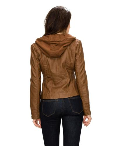 Lock and Womens leather Jacket