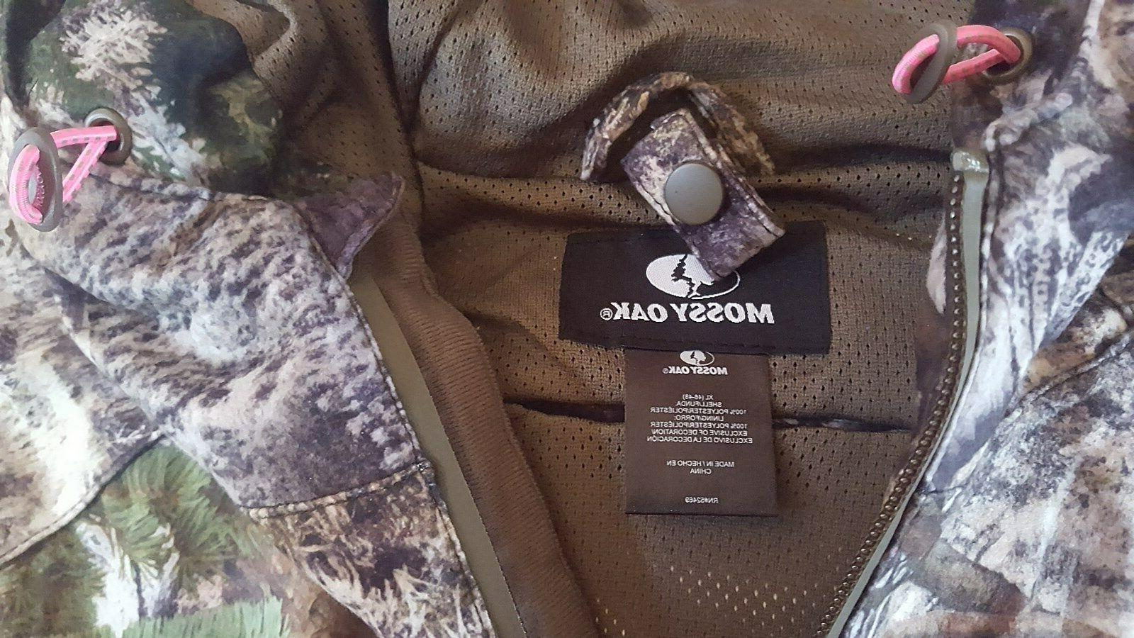 M Scent Control Oak Mountain Country Coat Jacket