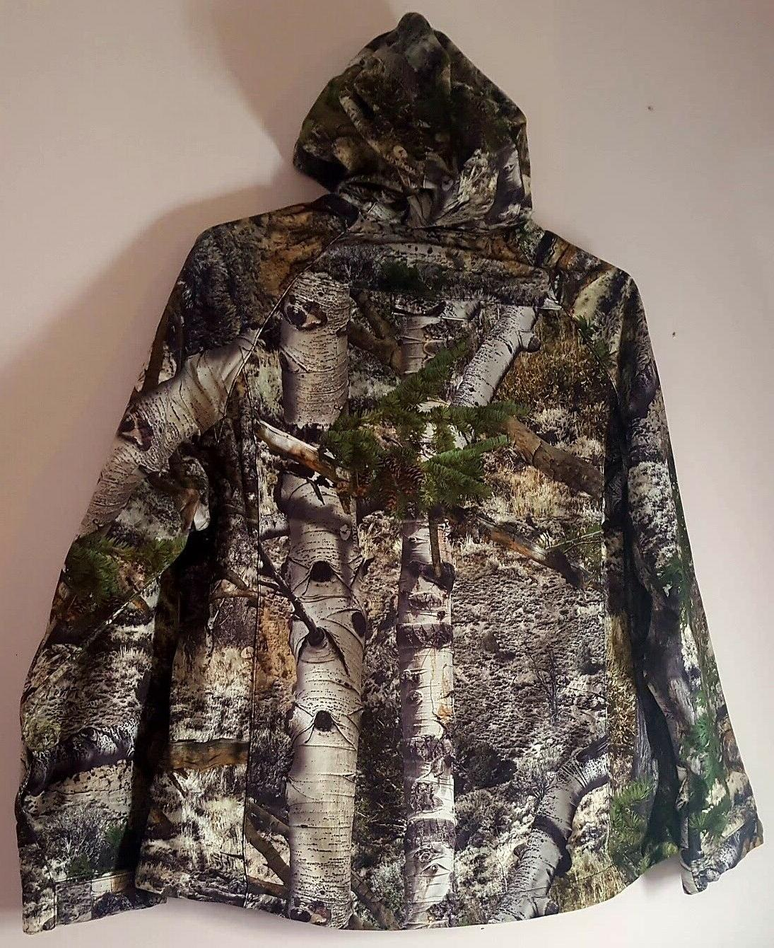 M Scent Control Oak Mountain Camo Jacket