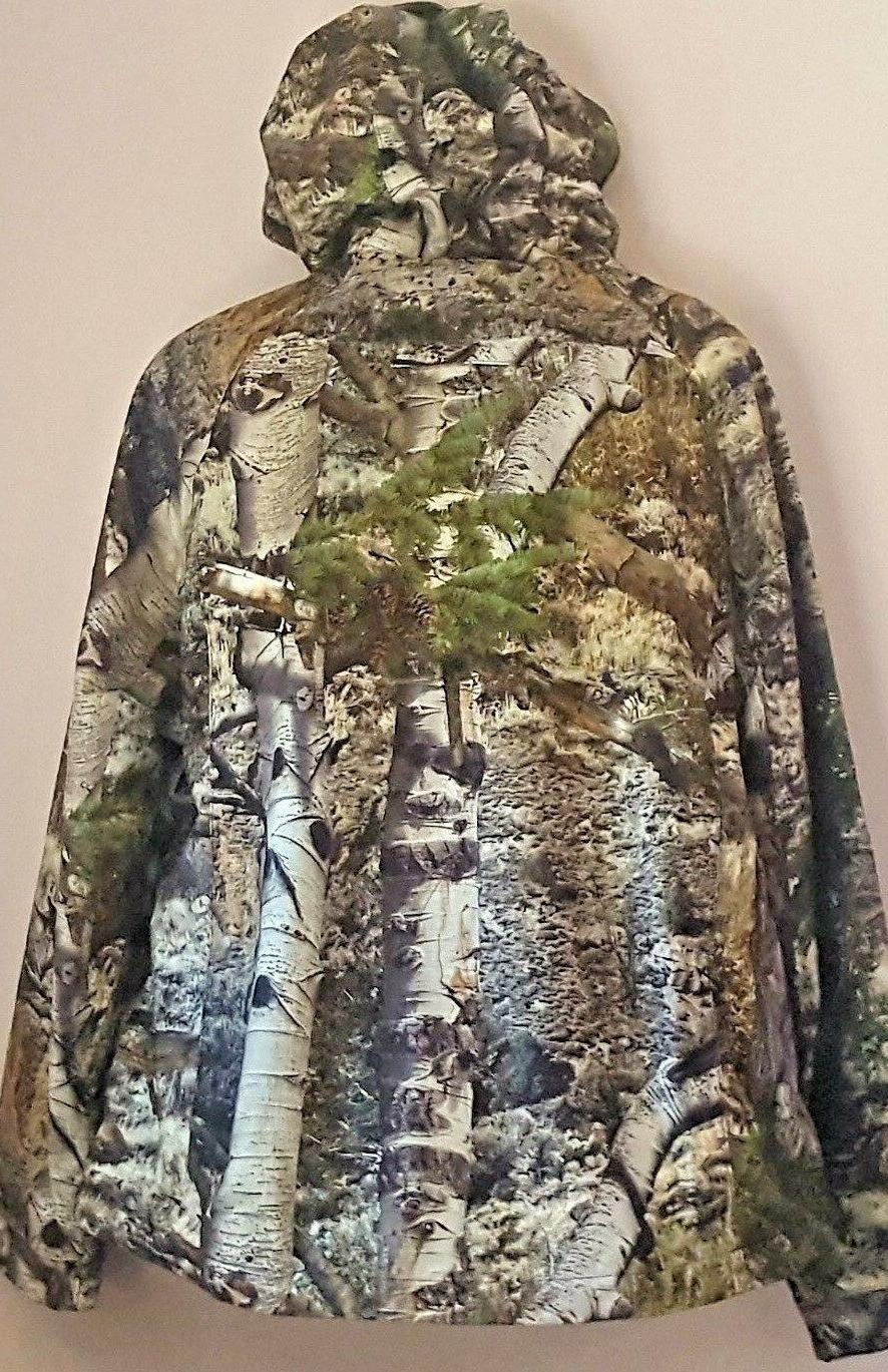 M XL Womens Scent Mountain Jacket