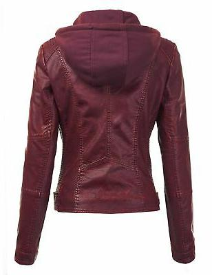 Made WJC1044 Womens Quilted