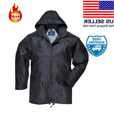 medium raincoat rain for men women waterproof