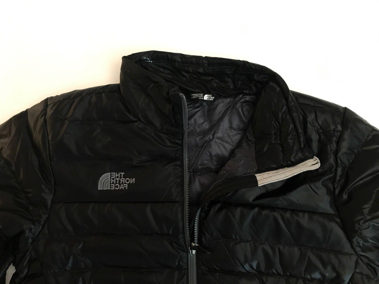 The North Face Men's Flare 550 Down Insulated Jacket TNF