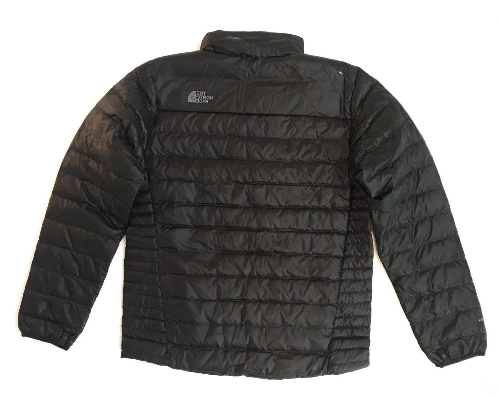 The Flare Down Insulated Jacket Black