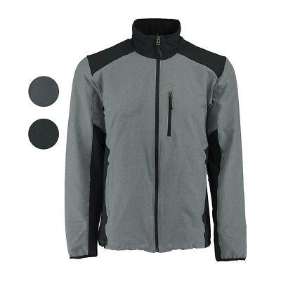 men s tech stretch soft shell windwall
