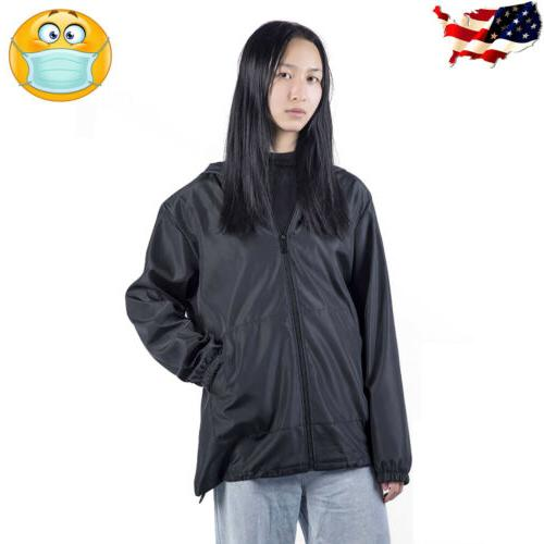 Men Women Outdoor Removable Protective Jacket