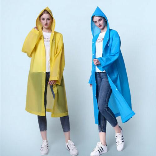 Men PE Raincoat Coat