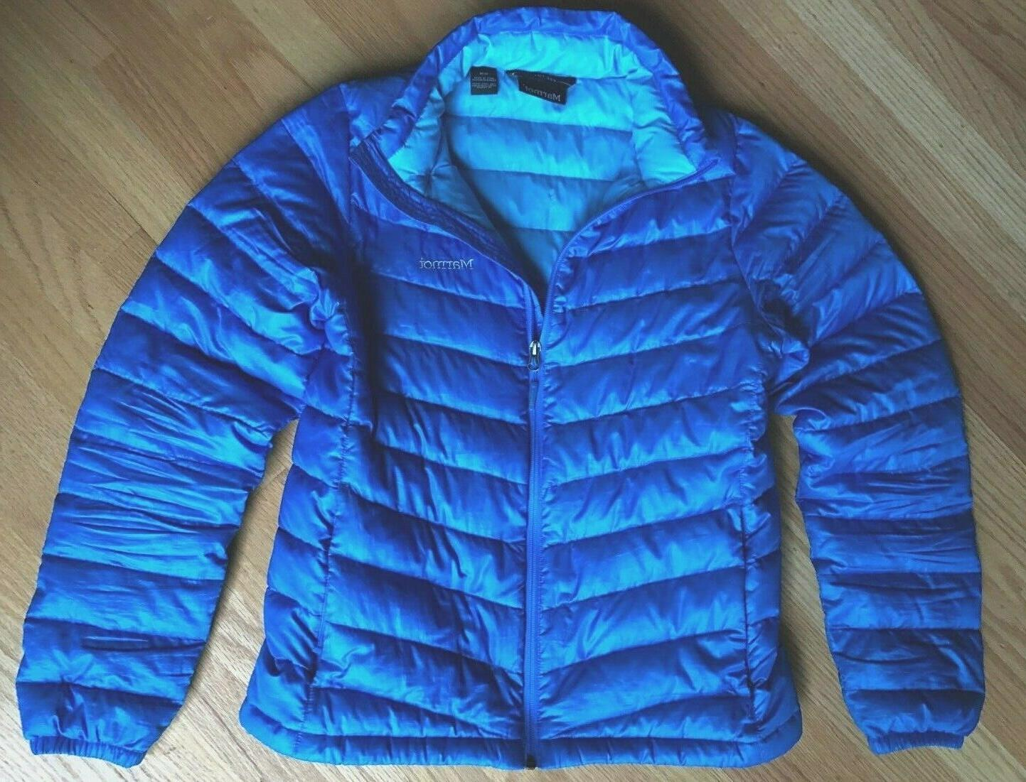 new jacket 800 fill goose down puffer