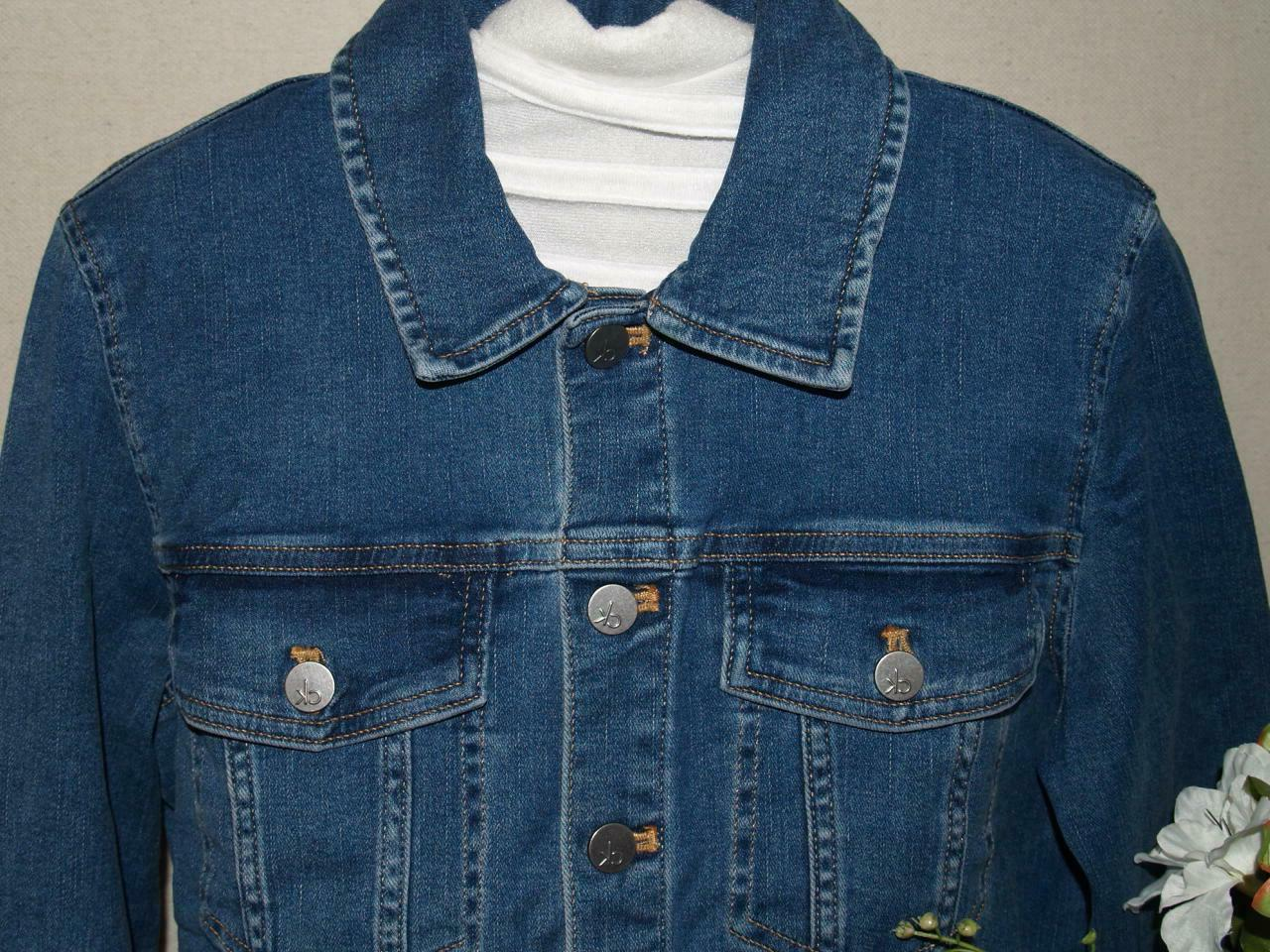NEW Women's Blue Denim Jacket