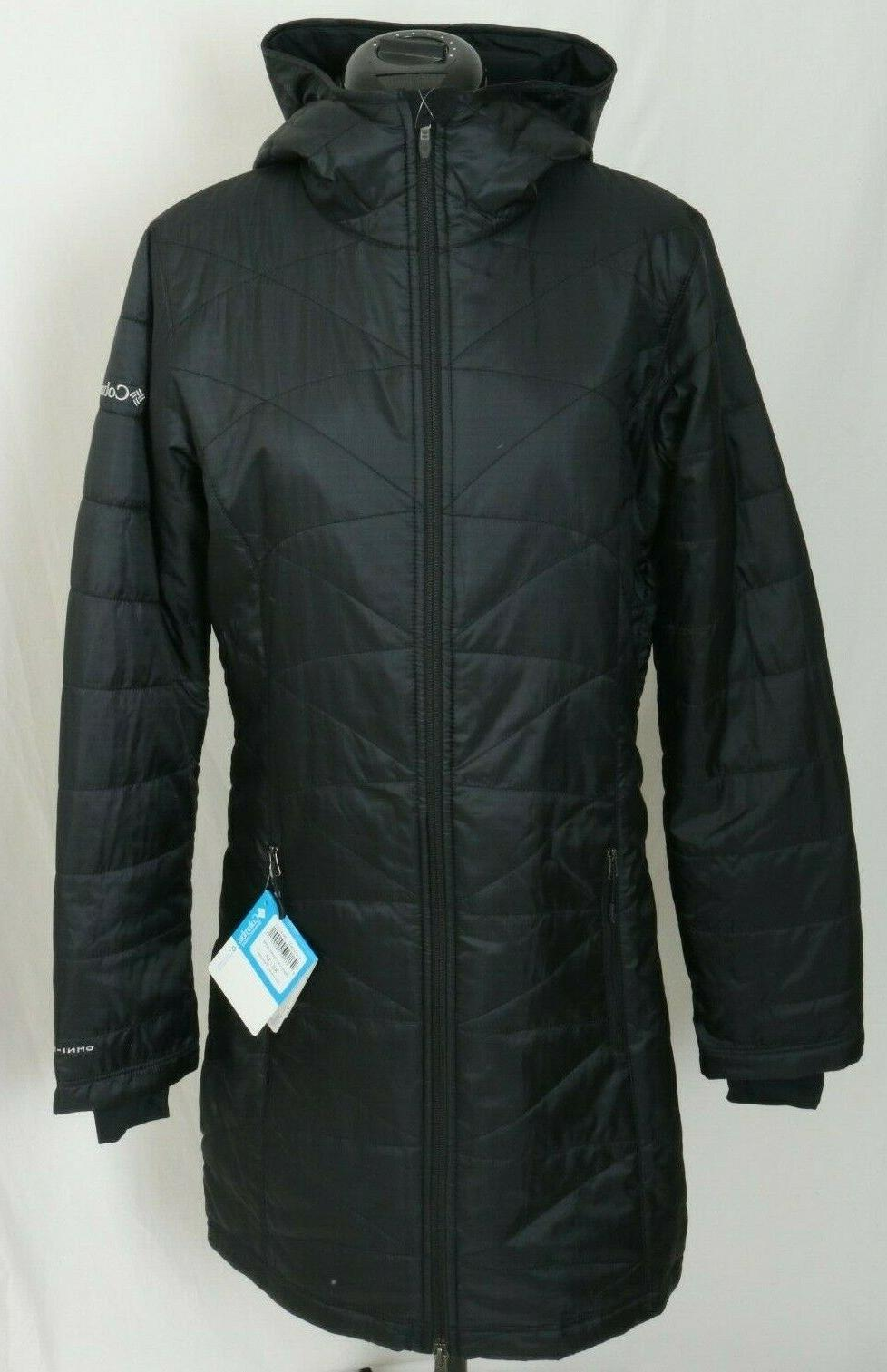 new mighty lite hooded quilted omni heat