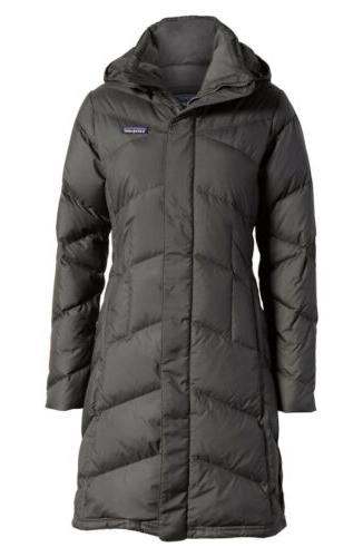 NEW Patagonia With It Water Repellent Parka - Grey Large