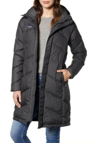 NEW Patagonia Down With Parka Large