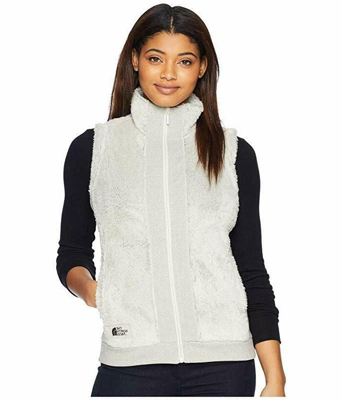 new women s furry fleece vest coat