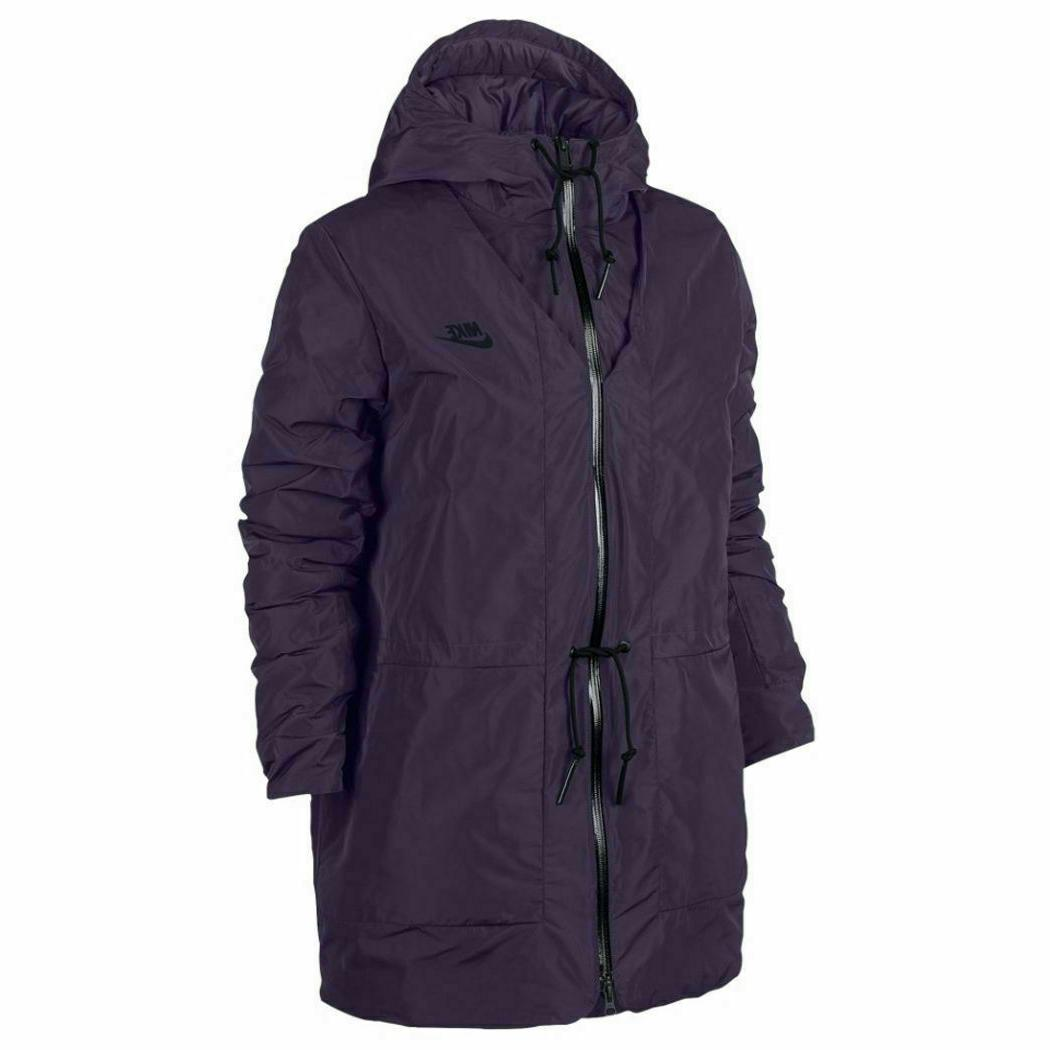 new women s insulated down hooded parka