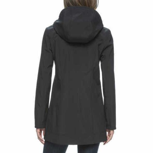NEW ANDREW 4 STRETCH SOFTSHELL HOODED