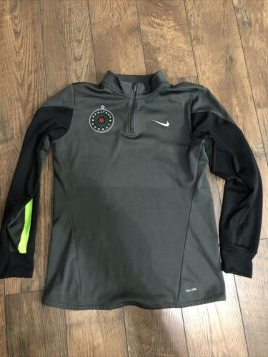 nike dry fit portland thorns quarter zip