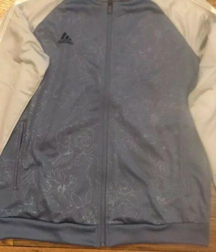 NWOT Womens ADIDAS Zip Jacket XL