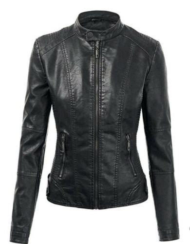 NWT Lock and LL Leather Black