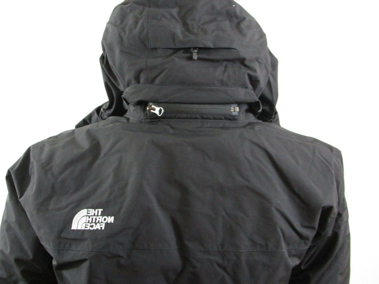 NWT TNF The North Face Hooded - Black