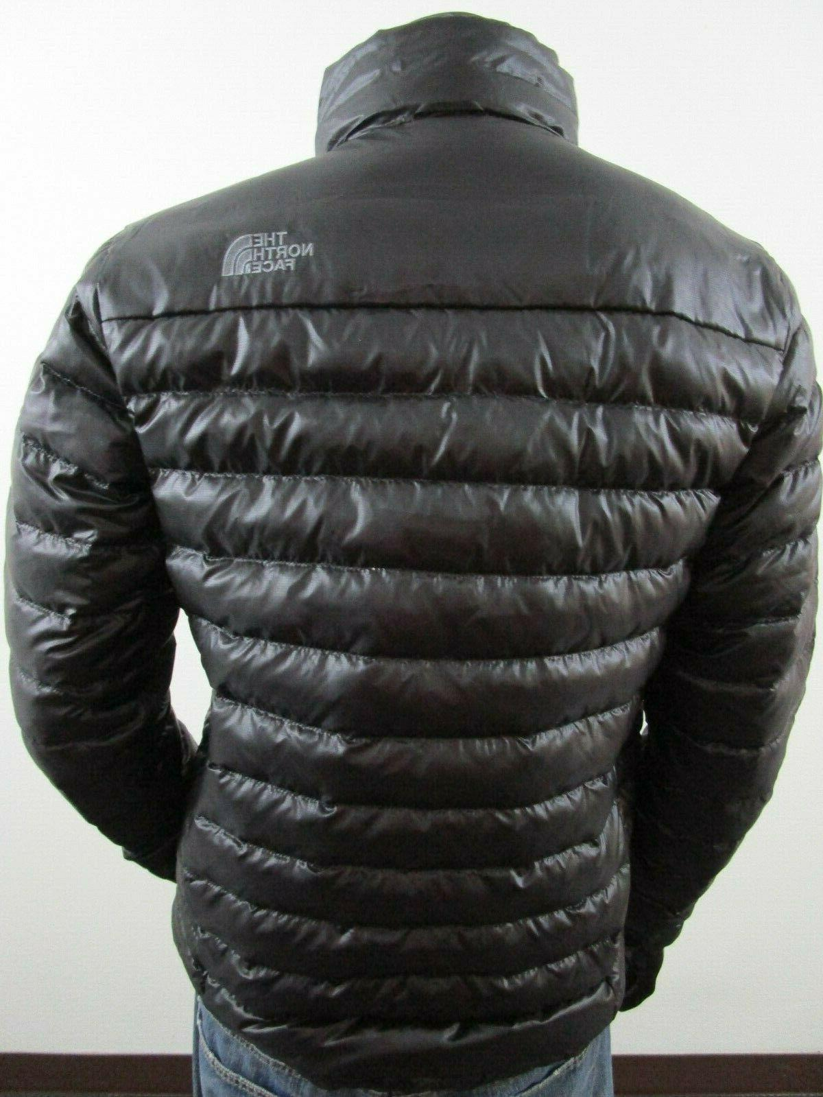 NWT Mens North Insulated FZ Puffer -