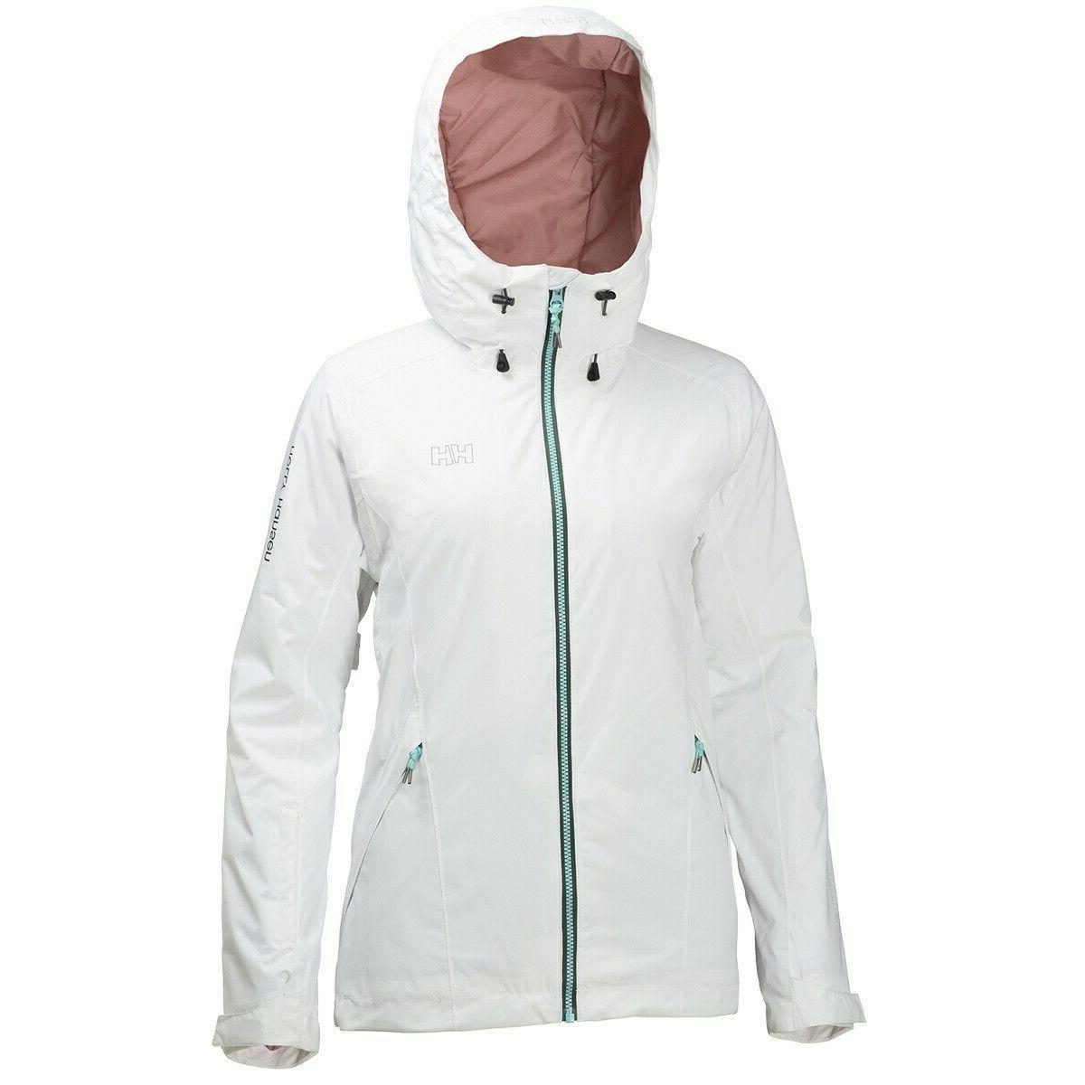NWT Helly Women's Sundance Ski Winter White X-Large
