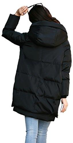 NWT Orolay Women's Down Jacket Black Small
