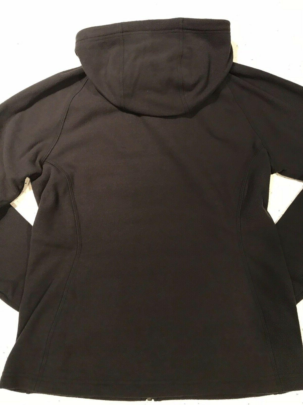 NWT! Women's 100 WT BLACK Full Jacket!