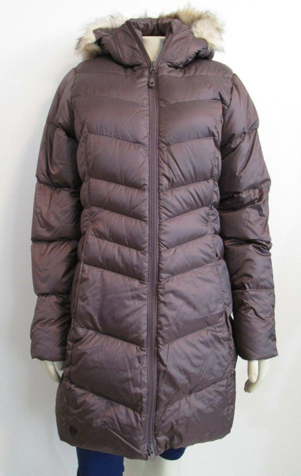 nwt womens downtown hooded down insulated jacket
