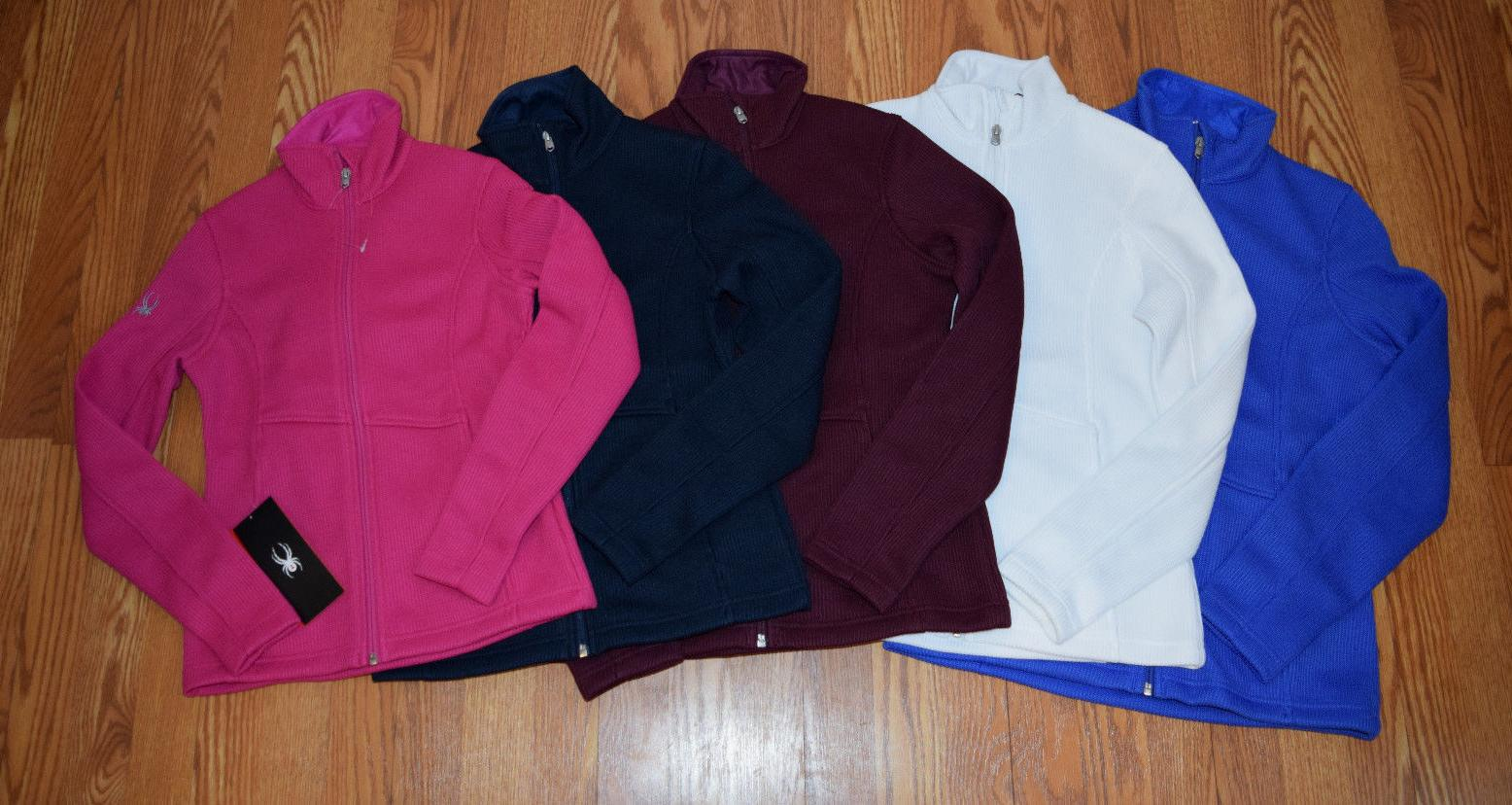 nwt womens endure stryke knit mid weight