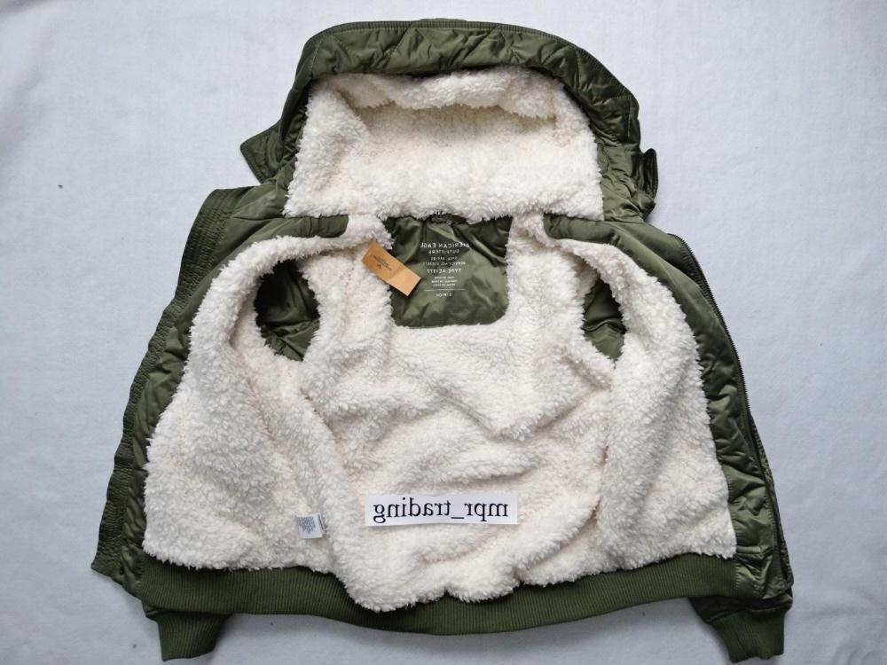 Sherpa Hooded Jacket NEW