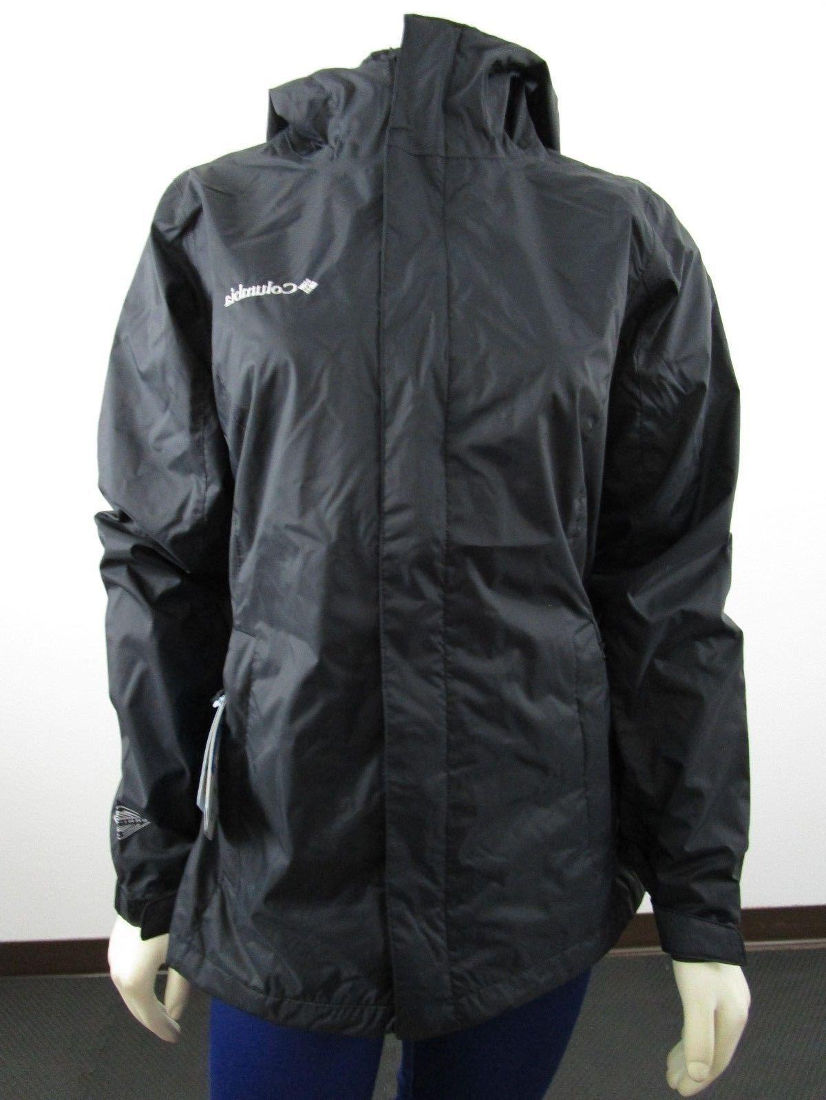 nwt womens timber pointe packable waterproof rain