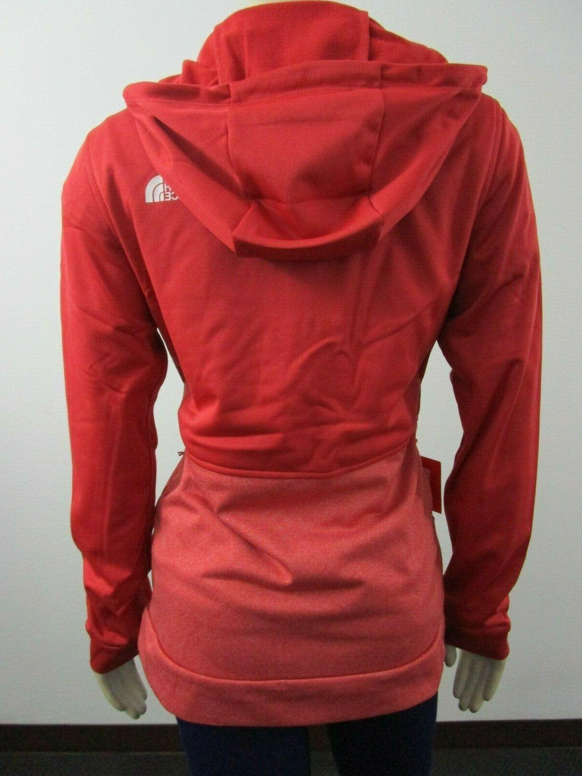 NWT Womens Face TNF 100 Tenacious - Red
