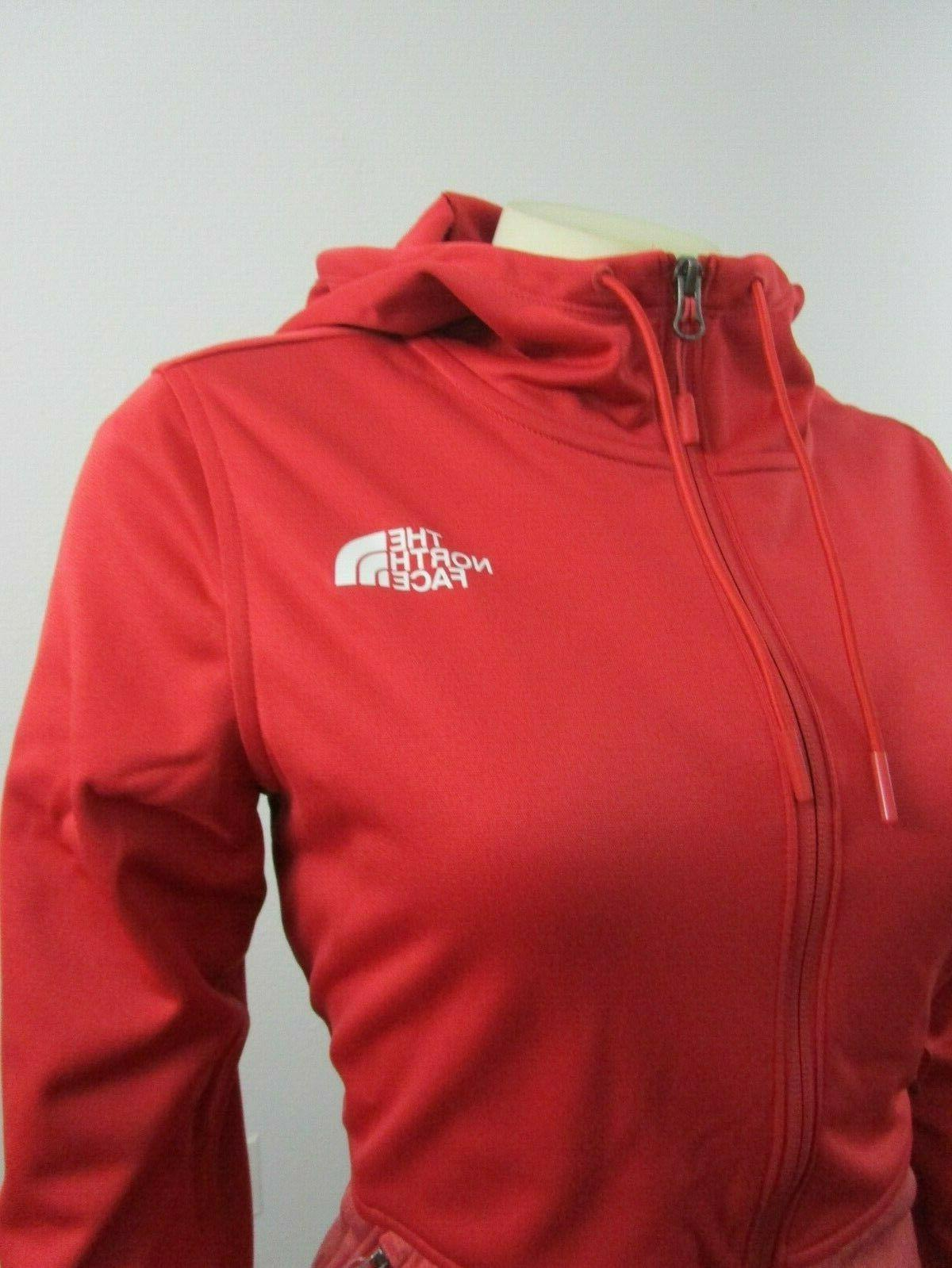NWT The Face TNF 100 Cinder - Red