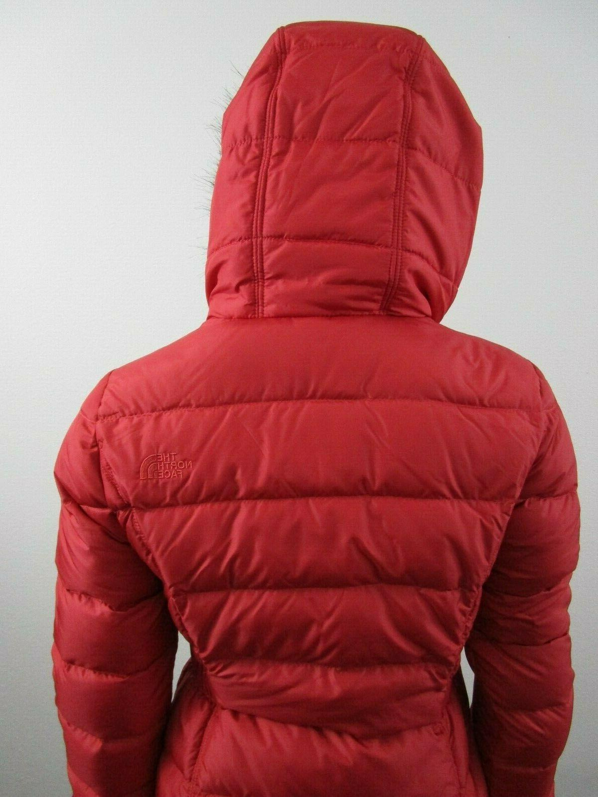 NWT Womens The Face TNF - Red