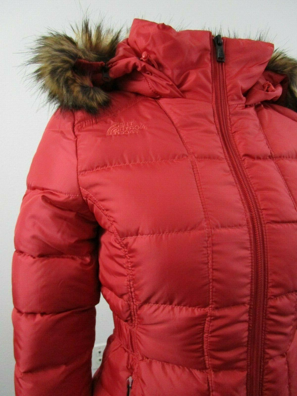 NWT Face Gotham Down Insulated -