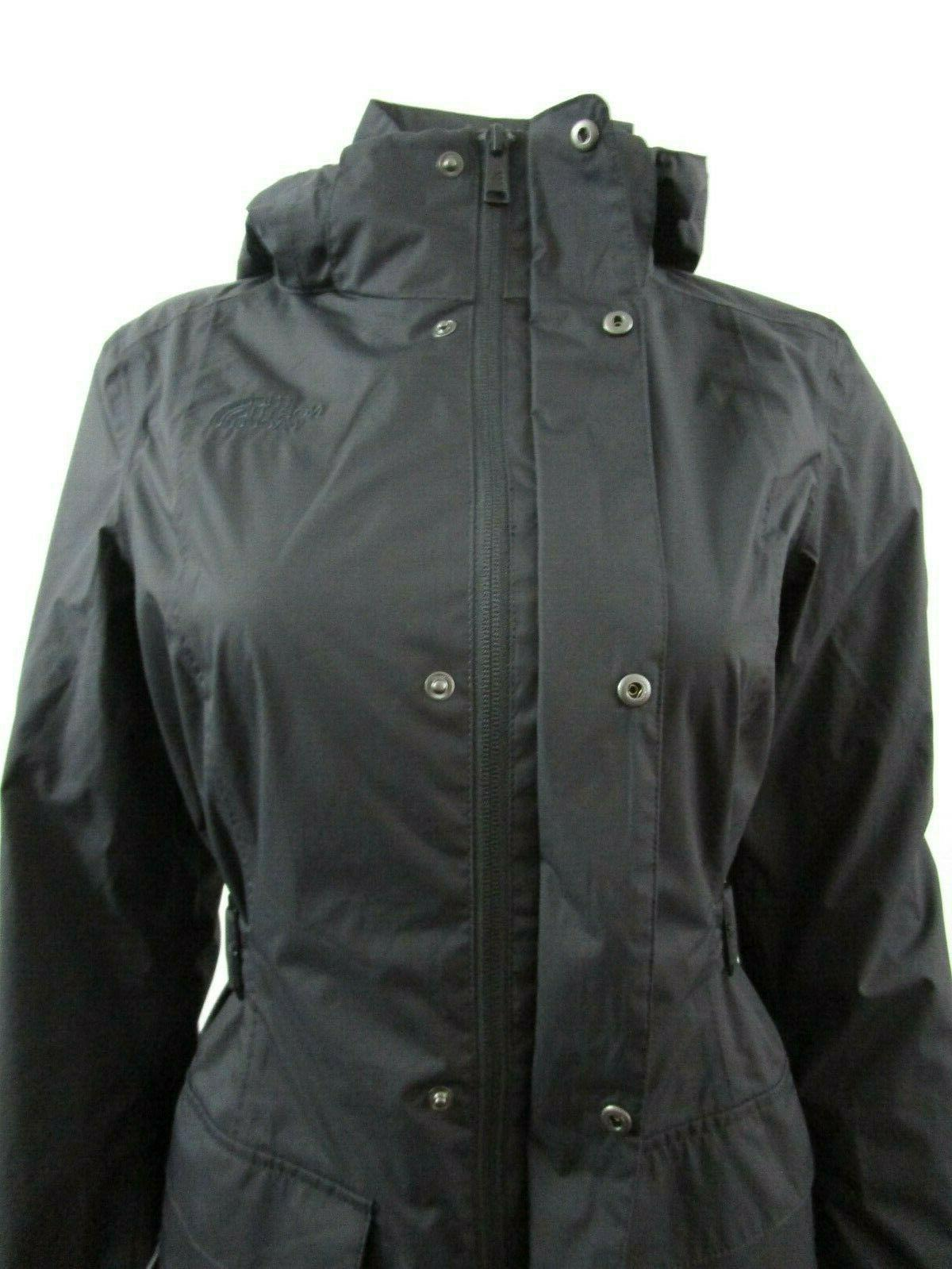 NWT Womens The North Face Waterproof Hooded Rain Jacket