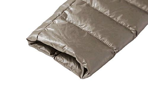 ZSHOW Women's Coat Packable Powder Pillow Down Large, Light