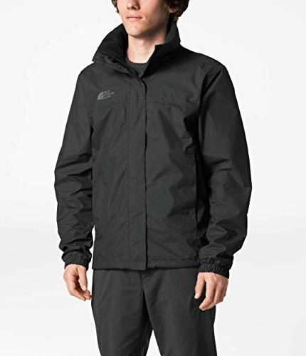 The Face Resolve - TNF Black M