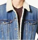 Levi's Men Sherpa Trucker Jacket
