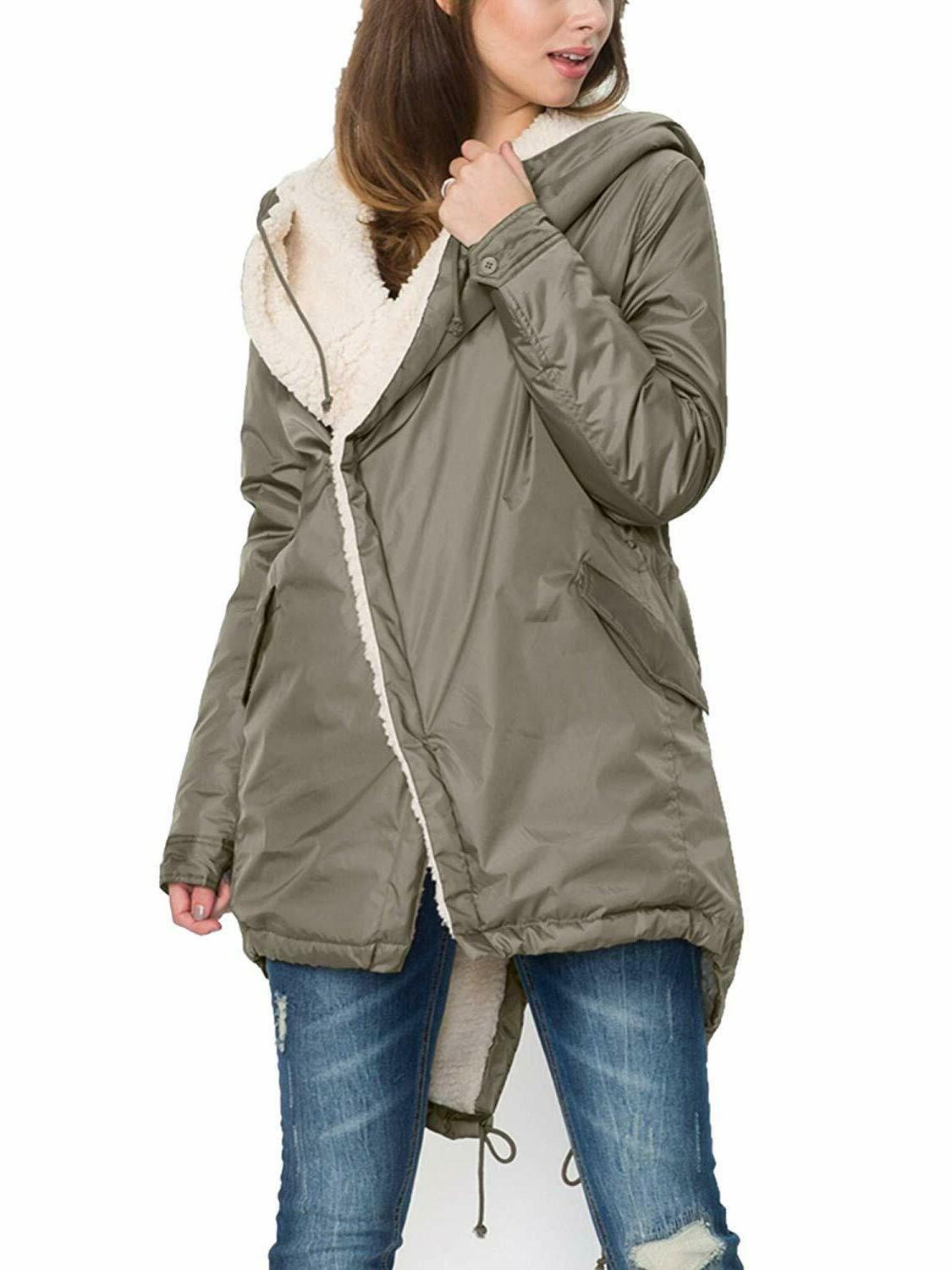 Sidefeel Collar Zip Coat Quilted Outwear Cardigan
