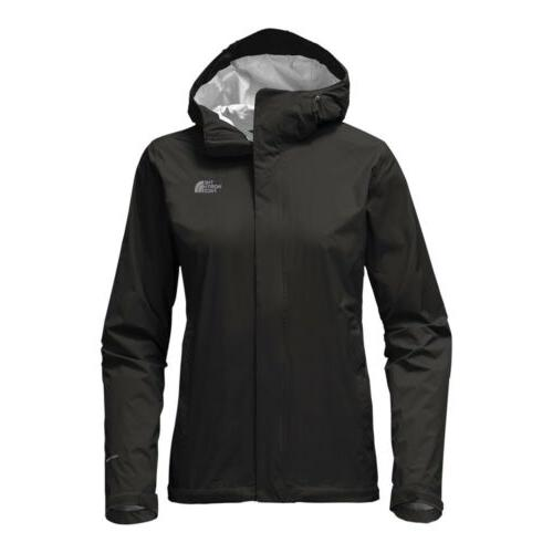 the northface womens black venture 2 nylon
