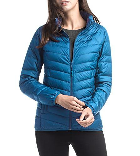 Aini Savoie Women's Down Jacket Thickened Down Jacket -Ivory