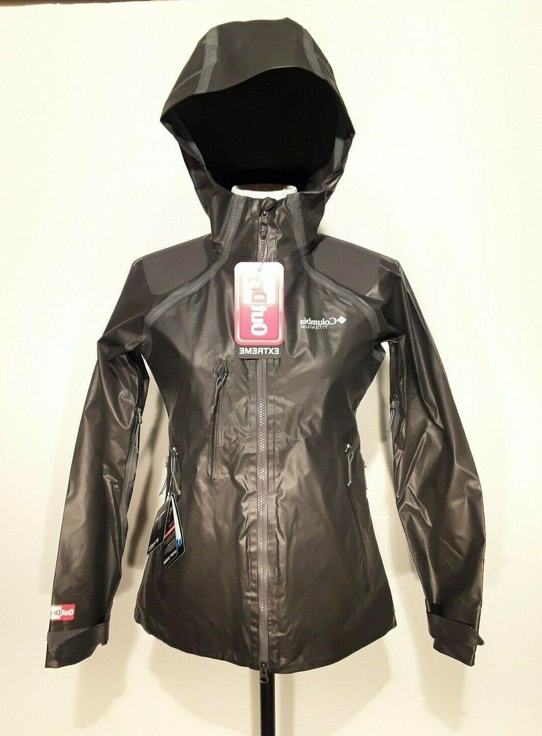 Columbia Titanium Womens Media Jacket